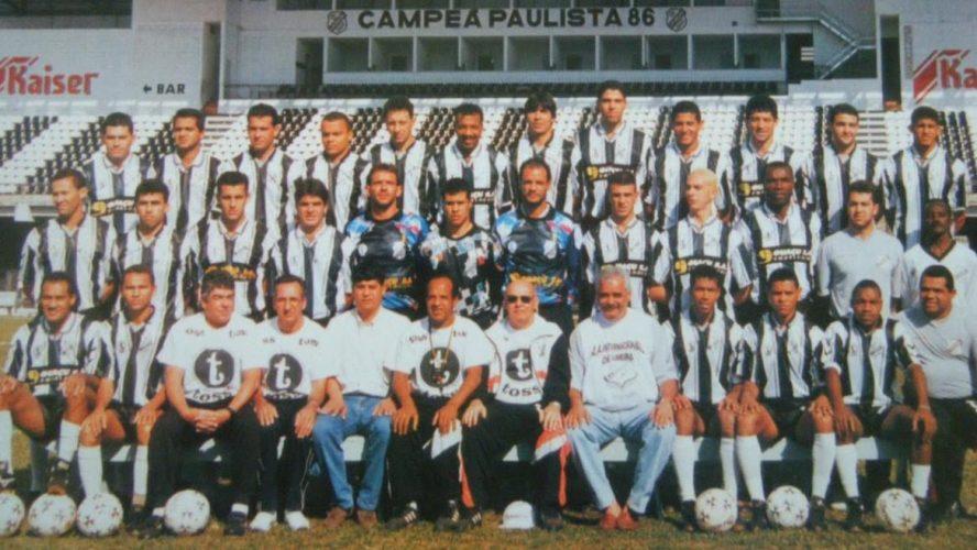 Todas as fichas técnicas da Inter de 1991 a 2000