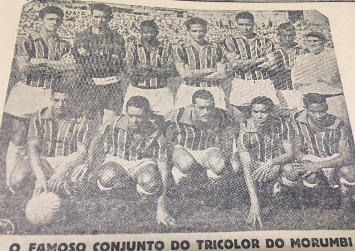 Internacional disputou 19 amistosos em 1961 e as fichas estão completas