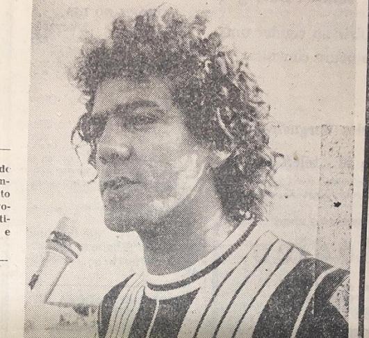 Página inteira da Gazeta de Limeira para César Maluco