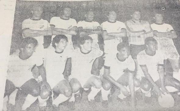 Os 22 amistosos da Internacional em 1979