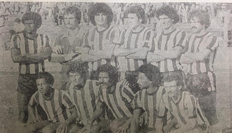 Os 13 amistosos da Internacional em 1980