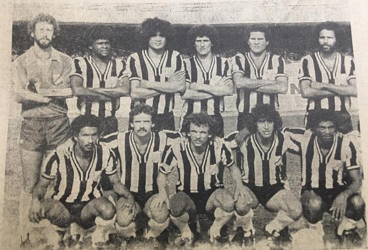 Confira os 13 amistosos da Internacional em 1981