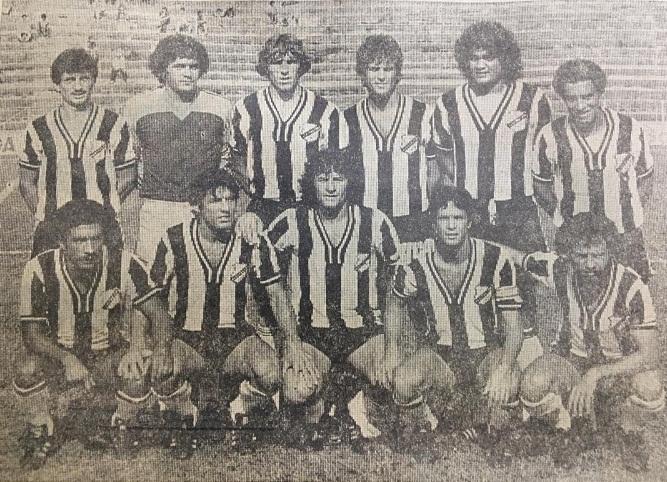 Os 15 amistosos da Internacional em 1982