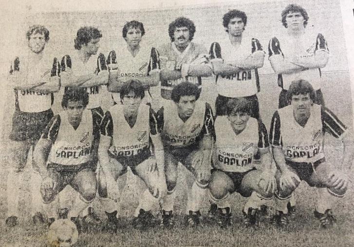 Os nove amistosos da Internacional em 1984