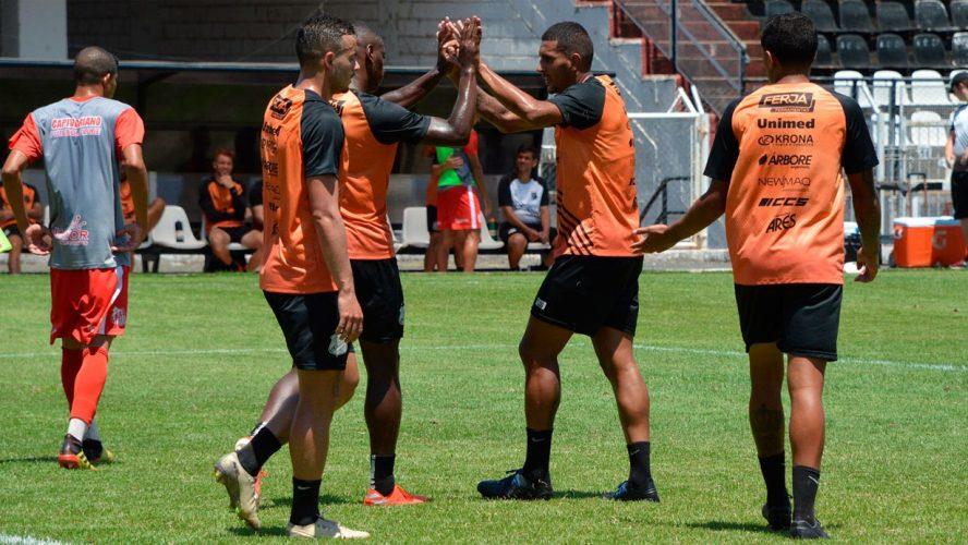 Inter de Limeira goleia Capivariano em seu primeiro jogo-treino