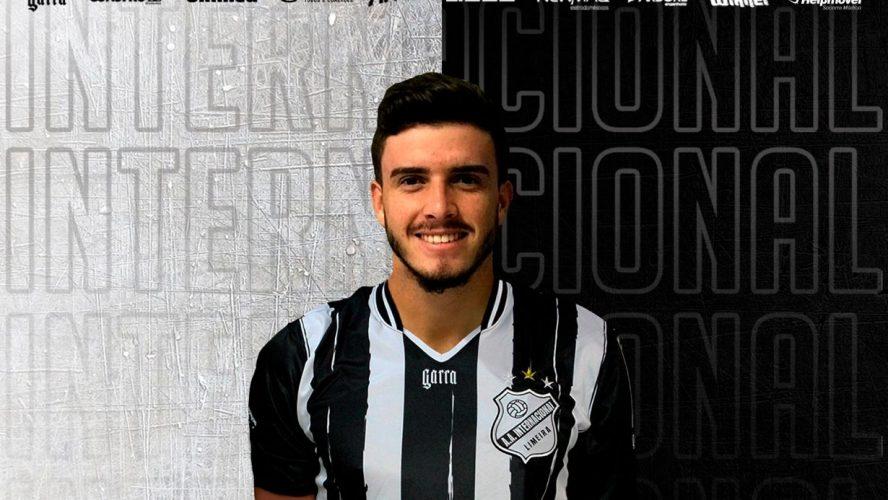 Zagueiro Léo Silva chega à Inter de Limeira por empréstimo