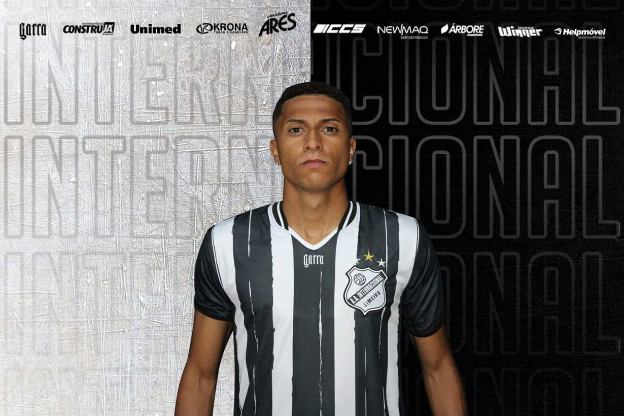 Inter confirma empréstimo de lateral do Cruzeiro