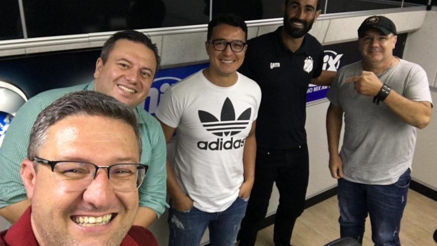 Entrevista com Renan Fonseca, o novo xerife da Internacional