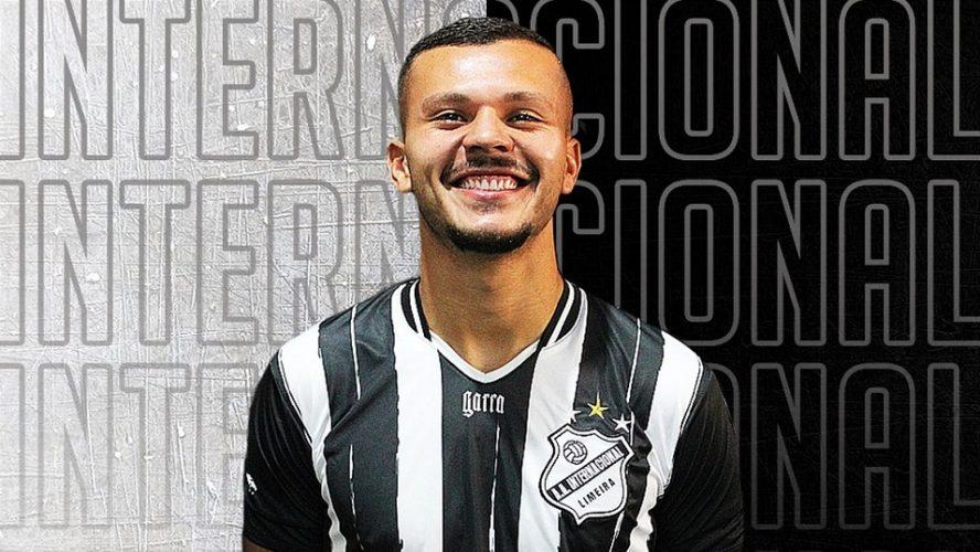 Inter acerta empréstimo do zagueiro Thalisson para o Paulistão
