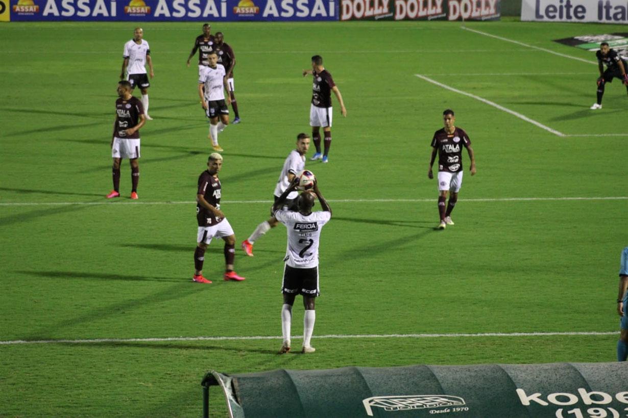Roger perde pênalti e Ferroviária vence a Inter na estreia do Paulistão