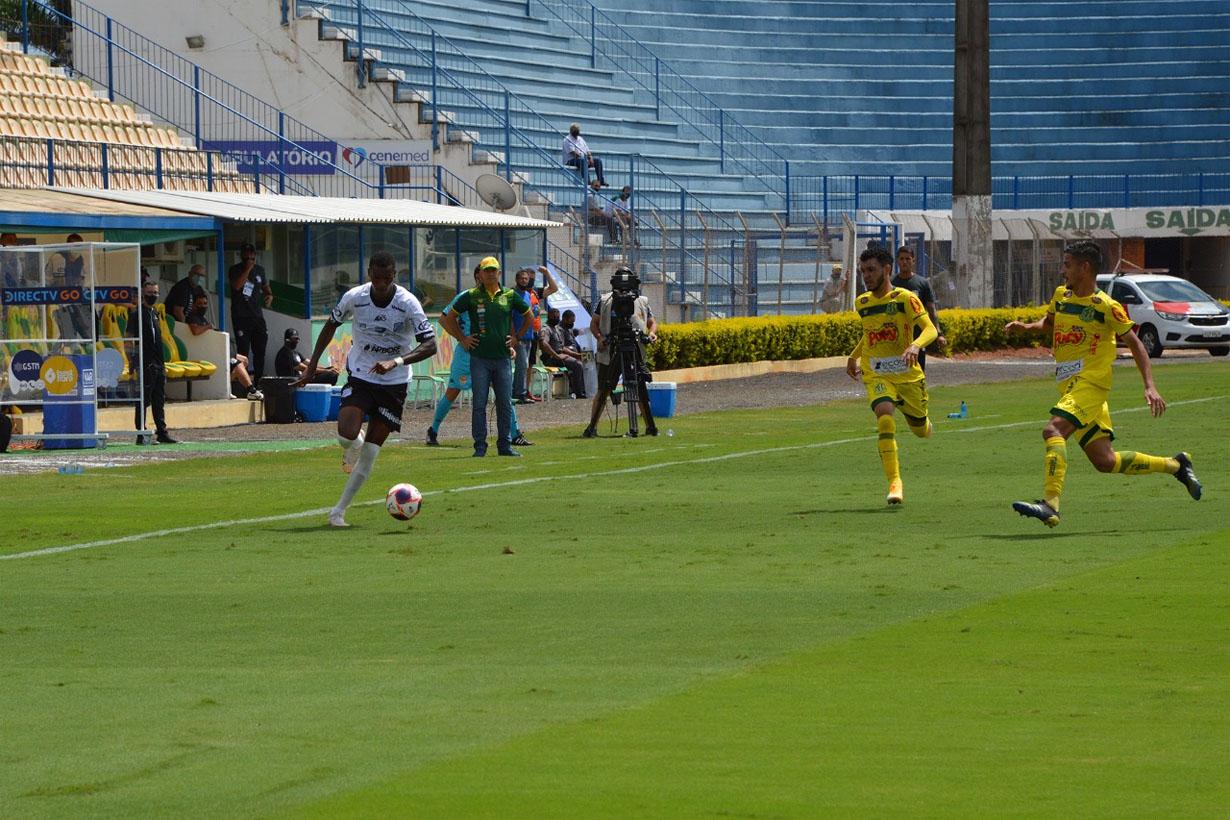 Inter estreia em casa na Série D do Brasileiro
