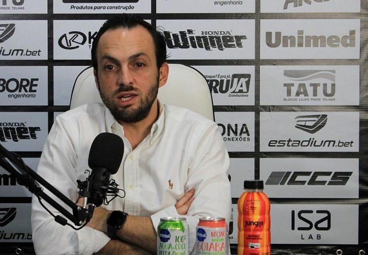 CEO Enrico Ambrogini se despede da Inter