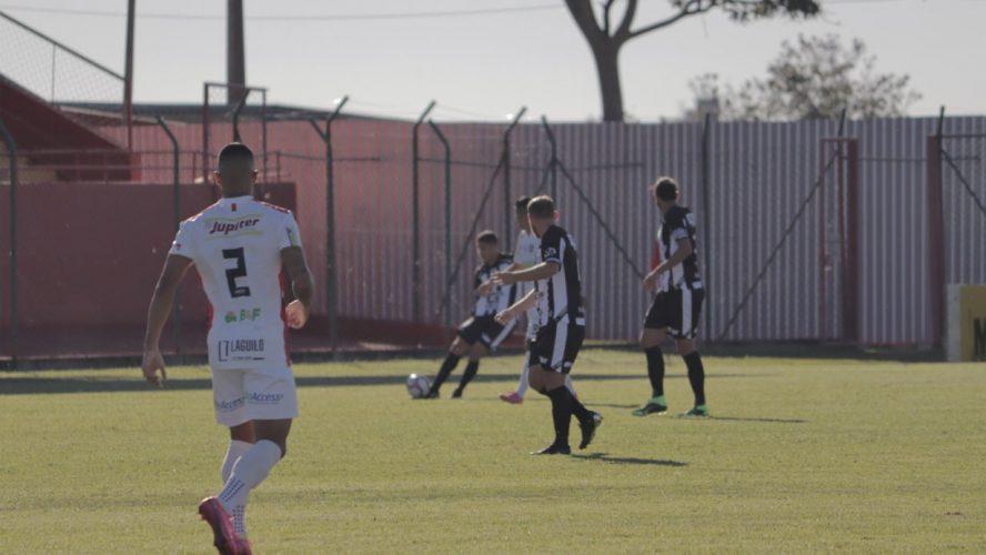 Inter faz jogo seguro e empata em Cianorte