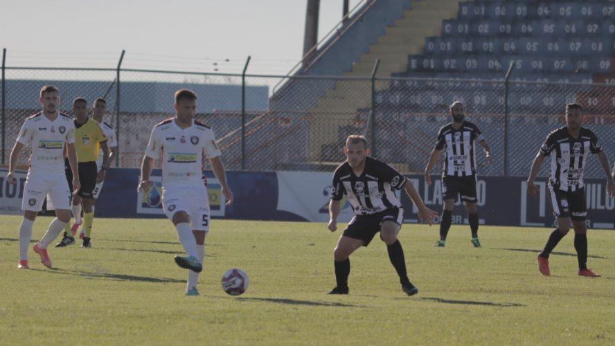 Marcelo Pilon analisa o empate da Inter em Cianorte