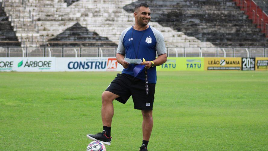 Inter tem um novo auxiliar-técnico