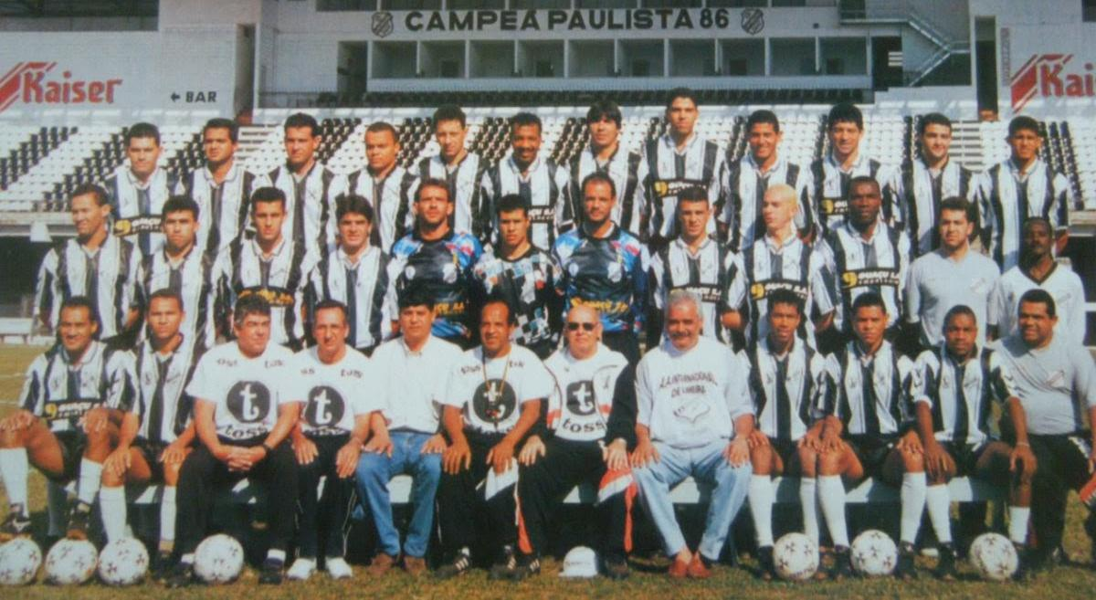 Todas as fichas técnicas da Inter de 1991 a 2000